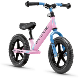 s'cool pedeX race Kinder pink/black